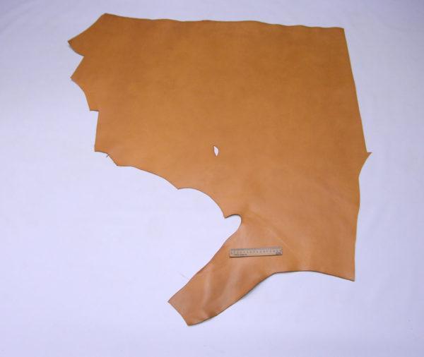 Кожа КРС растительного дубления, песочная, 96 дм2, Tempesti S.p.A-501216