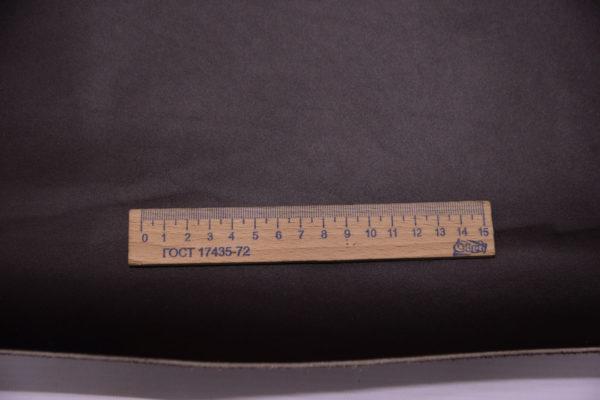 Кожа КРС, шоколадная, 58 дм2, Tempesti S.p.A-501219