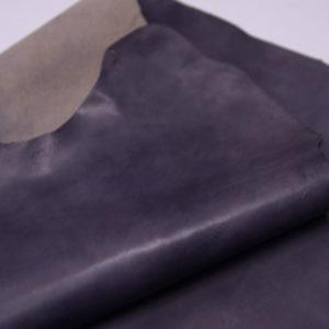 Кожа КРС, серо-сиреневая, 117 дм2.-501225