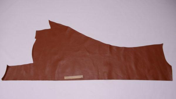 Кожа КРС, коньячная, 57 дм2.-501229