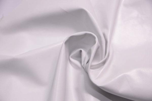 Кожа одёжная МРС, белая -Т103