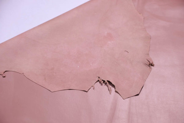 Кожа одёжная МРС, тёмно-розовый-Т110