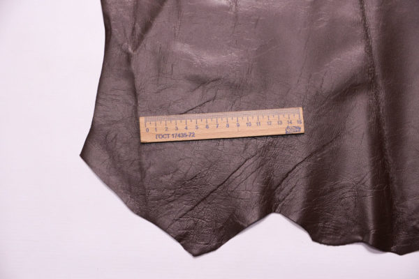 Кожа МРС, коричневая, 50 дм2.-108178
