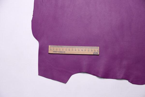 Кожа МРС, светло-фиолетовая, 33 дм2.-108209