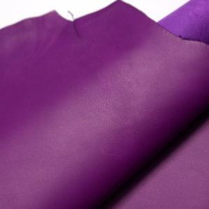 Кожа МРС, светло-фиолетовая, 37 дм2.-108210
