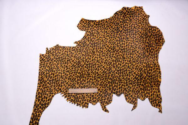 Пони, жёлтый леопард, 38 дм2.-108211