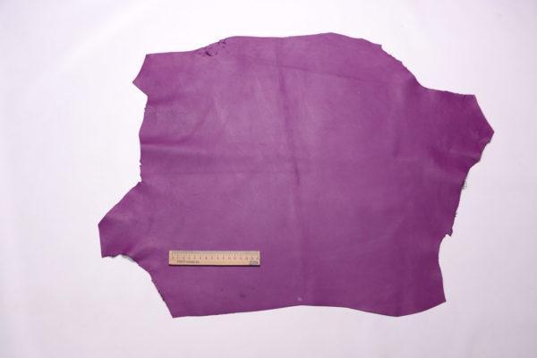 Кожа МРС, светло-фиолетовая, 32 дм2.-108217