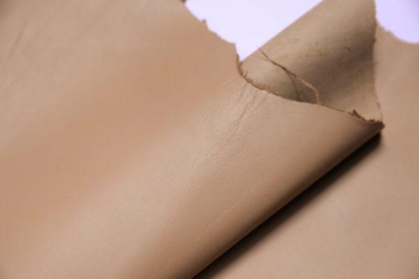 Кожа МРС, песочная, 35 дм2.-108236