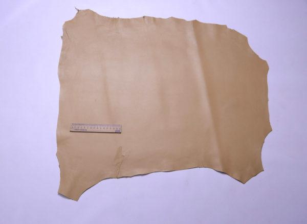 Кожа МРС, песочная, 37 дм2.-108237