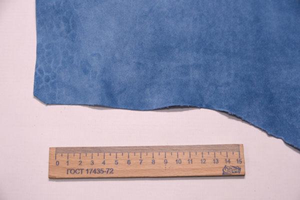 Велюр МРС, голубой, 20 дм2, Bonaudo S.p.A.-108250