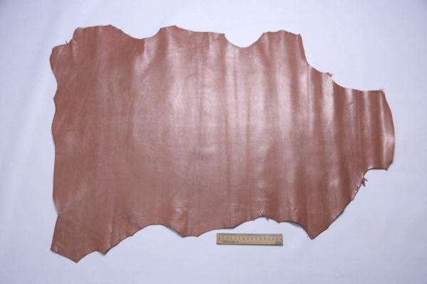 Кожа МРС, грязно-розовая, 45 дм2, DMD Solofra S.p.A.-108320