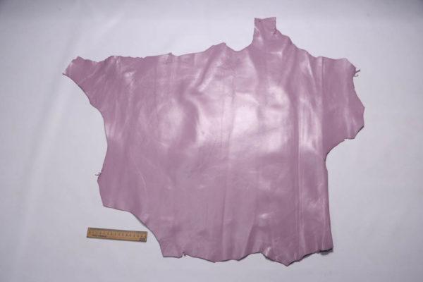 Кожа МРС, светло-сиреневая, 47 дм2, DMD Solofra S.p.A.-108322