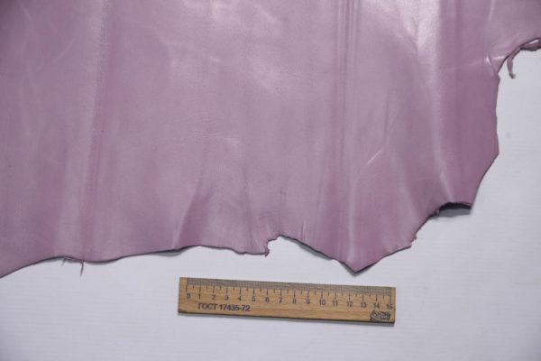 Кожа МРС, светло-сиреневая, 35 дм2, DMD Solofra S.p.A.-108324