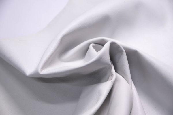 Кожа МРС, белая, 59 дм2.- 108343