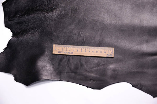 Кожа МРС (метис), чёрная, 51 дм2, Conceria Gaiera GIOVANNI S.p.A.-108367