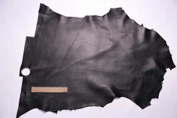Кожа МРС, чёрная, 28 дм2.-108370