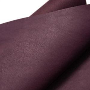Кожа МРС (краст), бордовая, 30 дм2.-108388