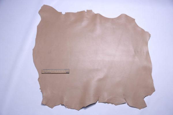 Кожа МРС, бежево-розовая, 41 дм2.-108401