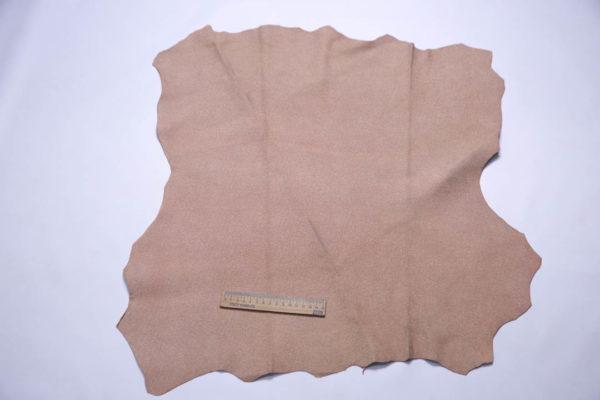 Велюр МРС с напылением, грязно-розовый, 32 дм2.-108419