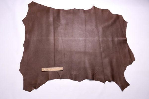 Кожа МРС, коричневая, 52 дм2.-108454