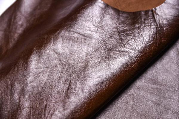Кожа МРС, коричневая, 55 дм2.-108455