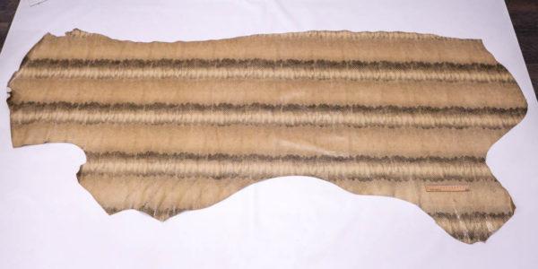 Спилок КРС с принтом, бежевый, 130 дм2.-AB1-10