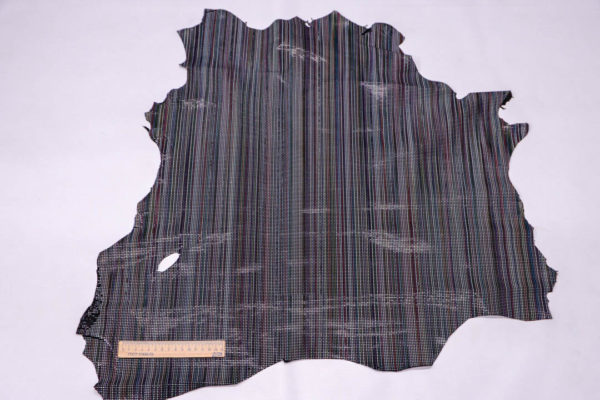 Велюр МРС с принтом, мультицвет (основа чёрная), 43 дм2.-AB1-19