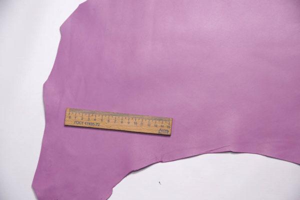 Кожа МРС, сиреневая, 42 дм2, Russo di Casandrino S.p.A.-108473