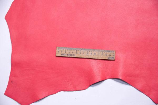 Кожа МРС, розовая, 62 дм2.-108484