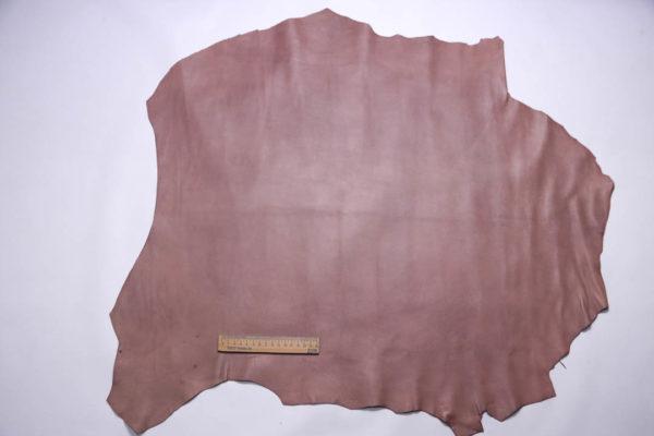 Кожа МРС, серо-сиреневая, мраморная, 51 дм2, Russo di Casandrino S.p.A.-108490