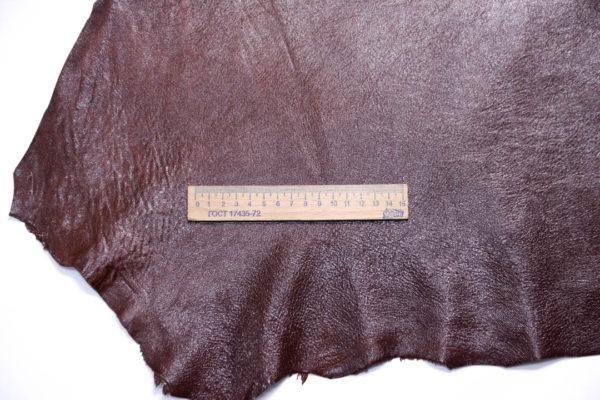 Кожа МРС (метис), коричневая, 55 дм2.-108507