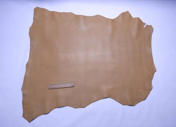 Кожа МРС, песочная, 51 дм2.-108517
