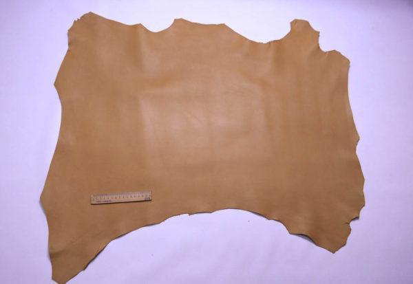 Кожа МРС, песочная, 49 дм2.-108518