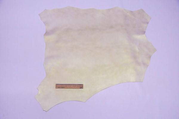 Кожа МРС, жемчужный мрамор с перламутром, 36 дм2.-108556