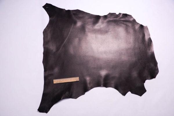Кожа МРС, чёрная, 41 дм2.-108584