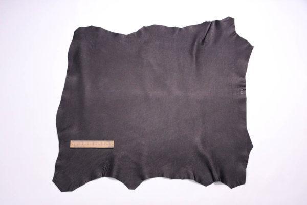 Кожа МРС (метис), чёрная, 45 дм2, Russo di Casandrino S.p.A.-108592
