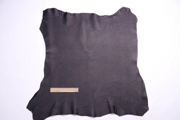 Кожа МРС (метис), чёрная, 38 дм2, Russo di Casandrino S.p.A.-108593