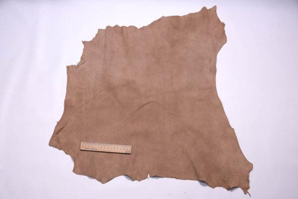 Велюр МРС (коза), какао, 35 дм2, Conceria Gaiera GIOVANNI S.p.A. -108646
