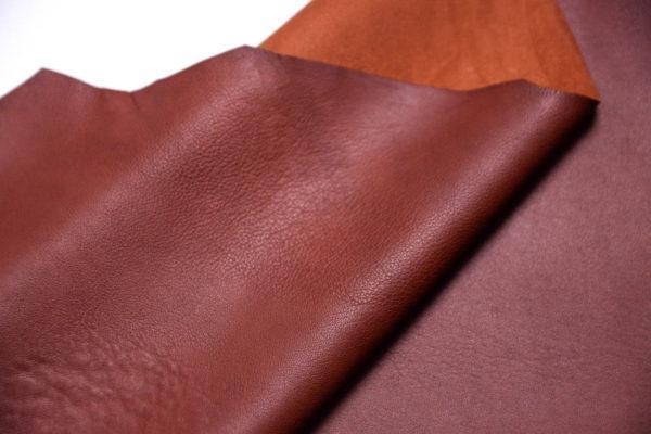 Кожа МРС (метис), коричневая, 50 дм2.-108688