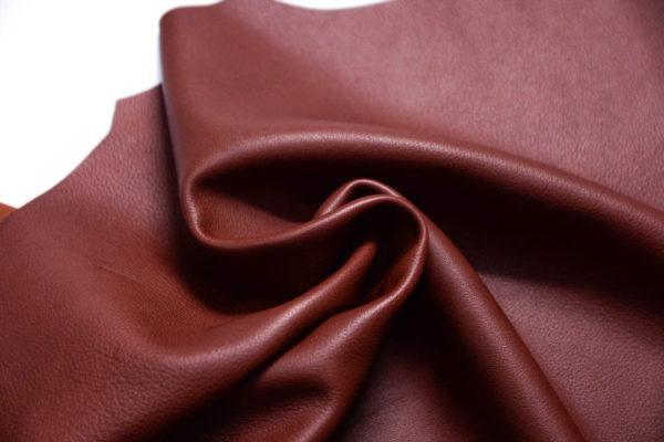 Кожа МРС (метис), коричневая, 33 дм2.-108689