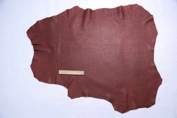 Кожа МРС (метис), коричневая, 49 дм2.-108690