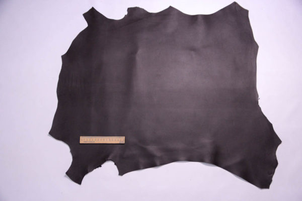 Кожа МРС, тёмно-коричневая, 49 дм2.-108693
