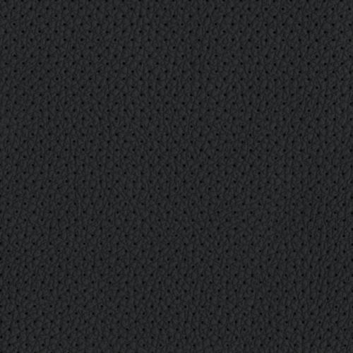 PU фактурная кожа с перфорацией, Швайцер (Schweitzer), графитовая - PU002BP