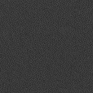PU фактурная кожа, Швайцер (Schweitzer), тёмно-серая - PU004B