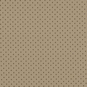 PU гладкая кожа с декоративной перфорацией, Швайцер (Schweitzer), бежевая - PU018ND