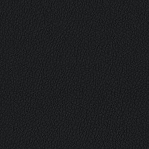 PU фактурная кожа Швайцер (Schweitzer), чёрная - PU001B