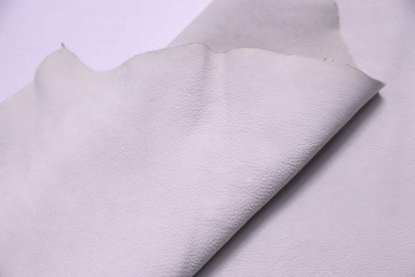 Кожа МРС (лань), грязно-белая, 30 дм2, Conceria Stefania S. p. A.-108702