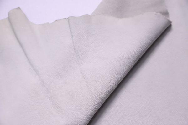 Кожа МРС (лань), грязно-белая, 26 дм2, Conceria Stefania S. p. A.-108704