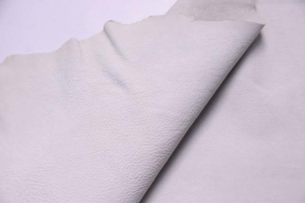 Кожа МРС (лань), грязно-белая, 30 дм2, Conceria Stefania S. p. A.-108706