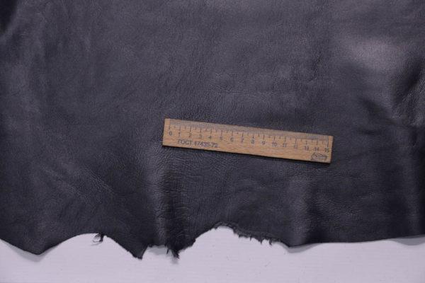Кожа МРС, графитовая, 80 дм2.-108728